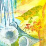 Frühlingslicht_5_Junge-Natur_2015_Acryl_8x11