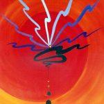 Sprießen-Ausbreiten-Säen_1997_Ausbreiten_Acryl_80x120